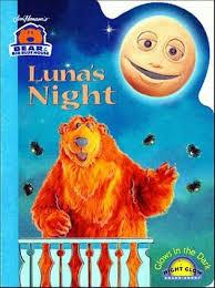 bear in the big blue house luna
