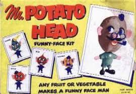 original mr potato head