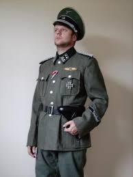 german officer ww2