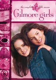 gilmore girls season 5 dvd