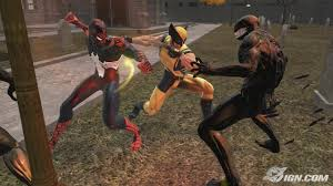 spiderman web of shadows the game