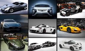 2009 geneva car show