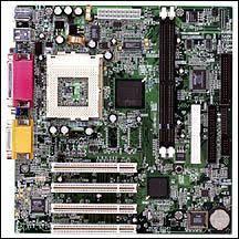 motherboard compaq presario