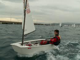 optimist boats
