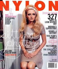 nylon magazine covers