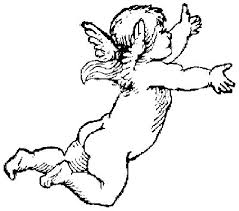 pictures of cherub angels