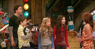 icarly web shows