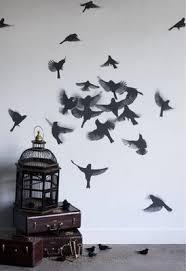 birds wall paper