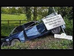 car wrecks videos