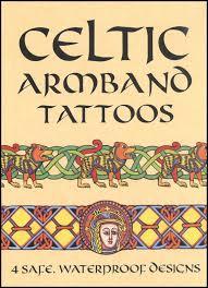celtic arm band tattoo