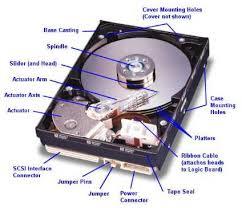 computer hard disc drive
