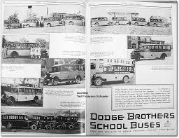 dodge buses