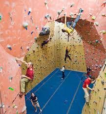 climber gym