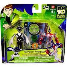 ben 10 alien creation figures