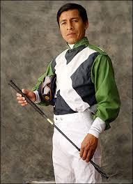 jockeys horse racing