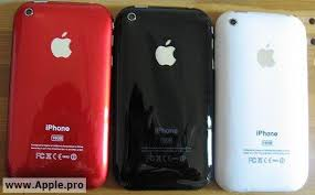 iphone 3g red