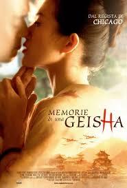 memoirs of a geisha poster