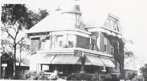 old funeral homes