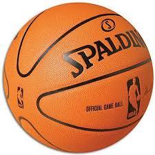 spalding official nba ball