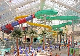 biggest indoor water park