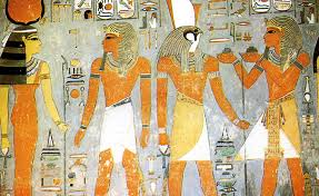 ancient egypt art work