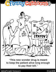 funny hospital cartoons