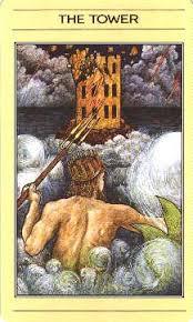 mythic tarot cards
