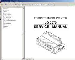epson 2070