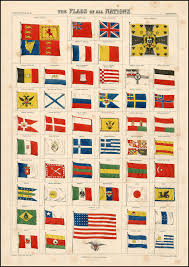 all nation flags