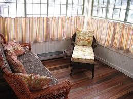 cafe window treatments