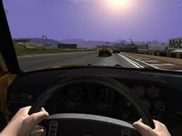 mercedes racing game