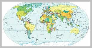 mapa mundi completo