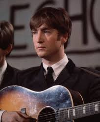 beatles acoustic guitar