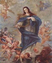 immaculate conception painting