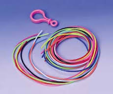 plastic string crafts