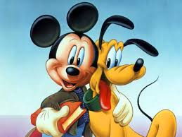 pluto disney cartoons