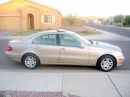 mercedes e320 2003