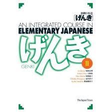 genki book