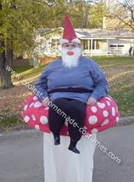 gnome halloween costume