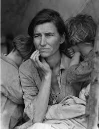 great depression photography