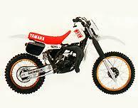 1982 yamaha yz 125