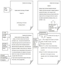 apa format example