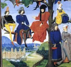 medieval family tree