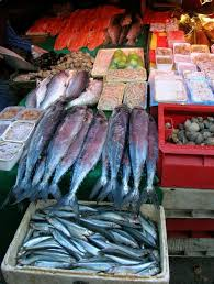 asian fish market