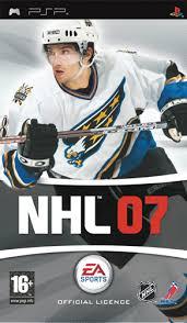 hockey psp