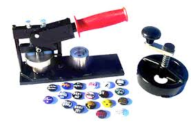 buttons machine