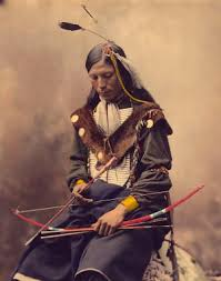american indian colors