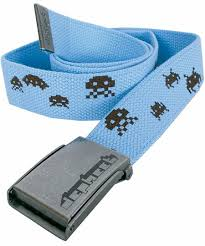 light blue belt