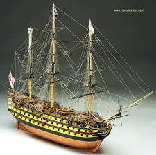 hms victory model ship