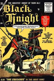 black knight comic